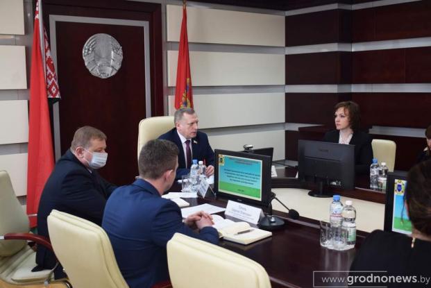 В Комитете госконтроля области обсудили меры за соблюдением цен на лекарства и социально значимые товары